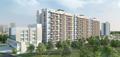 1, 2 & 3 BHK Residential Apartments Baner Pune