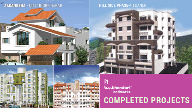 completed projects in pune