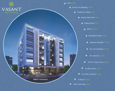 B.U. Bhandari Landmarks - Vasant